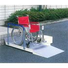 【バリアフリー】段差解消機 フラットリフトシリーズ 製品画像