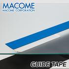 無人搬送車 (AGV)用 誘導 磁石「ガイドテープ」マコメ純正 製品画像