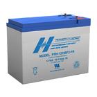 【高密度エネルギー】高耐衝撃性を持ち合わせた充電式密閉型鉛蓄電池 製品画像