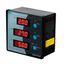 整流器盤デジタル集合計器(電子式マルチメーター)『KDV-□』 製品画像