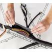 ワイヤーハーネスの結束と保護に   51036PV6 スリーブ 製品画像
