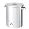 片テーパー型ステンレス容器【KTT】 製品画像