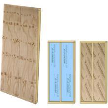 木造軸組壁パネル「SANパネル」【面で耐力壁を構成!】 製品画像