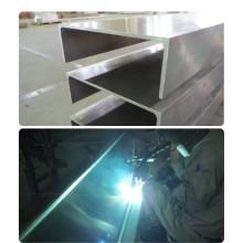 アルミ水門桁/溶接形鋼 製品画像