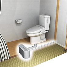 超節水2リットルトイレ【どこでもトイレ】 製品画像