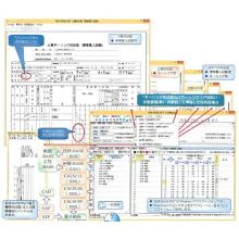 ボーリング柱状図作成システム 柱状-BASE.NET Ver.1 製品画像