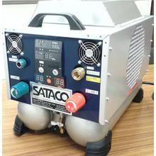 【事例】空調・冷媒配管気密試験作業 製品画像