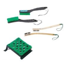 『クラブ・靴・ゴルフボール掃除用ブラシ』 製品画像
