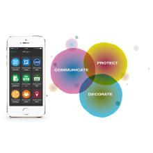 偽造防止×販促×トレーサビリティー モバイルアプリ 製品画像