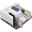 0.6秒で99.9%の率でにせ札を全自動鑑定する多通貨偽札鑑別機 製品画像