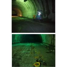物理探査技術サービス『トンネル浅層反射法探査(SSRT)』 製品画像