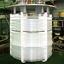 フッ素樹脂シートライニング加工 シェル&チューブ型熱交換器 製品画像
