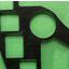 緩衝材 精密抜き加工から貼り合わせ加工まで一貫対応 製品画像