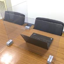 『飛沫防止透明デスクパーテーション』 製品画像