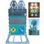 規制車昇降架台「フルカラーソーラータイプ(2t手動式)」 製品画像