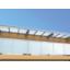アルミ枠ガラス庇『アークライト』 製品画像