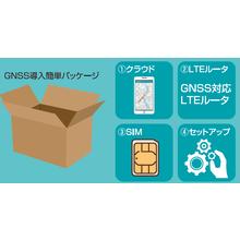 GNSSワンパッケージサービス『RINA』 製品画像