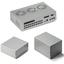 アルミケース 低価格 板金型 MBシリーズ - タカチ電機工業 製品画像