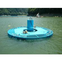 ダムの水質問題でお困りの方へ!プロペラ式循環装置が解決! 製品画像