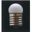 小型電球形LEDランプ『G18フロスト/E17口金付』 製品画像