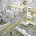 MPM樹脂ガード 【工場・倉庫で発生する衝突への安全対策】 製品画像