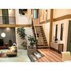 ドラマに採用されたデザイン階段『TWO BEAM』ー邸宅編ー 製品画像