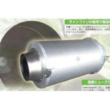 消音ボックス付ラインファン LFUE3型 製品画像