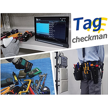 ICタグによる持出返却/置忘れ防止管理システム タグチェックマン 製品画像
