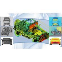 自動車業界向け『NUMECAソリューション』 製品画像