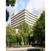 遮熱対策・ガラス飛散防止の対策事例:神戸大学病院 製品画像