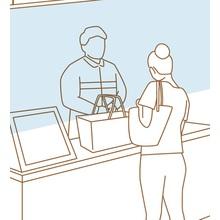 飛沫感染対策用 透明防炎フィルム『アキレス飛沫防止フィルムII』 製品画像
