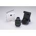 単方向無線通信情報システム 「単方向送信器」「腕時計型受信器」 製品画像