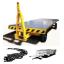 特殊車両製造事例 構内用トレーラー各種 製品画像