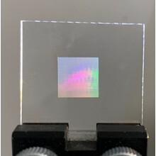 【必見!】樹脂内部にレーザー加工しました 製品画像