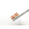 『製作事例』切削、ワイヤーカット加工品 (銅、C1020材) 製品画像