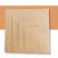 包装資材『未晒クラフトタイプのバーガー袋』 製品画像