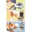『クレープシェフ・アイスコーン・アイスクリームサンドメーカー』 製品画像