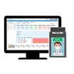 顔認証検温レコーダーと勤怠管理システムの連携 製品画像