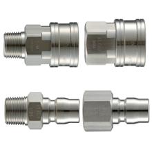 中・低圧用ステンレス製(SUS316)クイックカップリング 製品画像