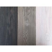【無垢フローリング】オーク 150幅 グレー塗装 製品画像