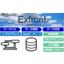 業務管理ソフトウエア Exfront(Webデータベース) 製品画像