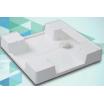 洗濯機防水パン『ベストレイシリーズ 64嵩上げタイプ』 製品画像