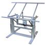 【天板傾斜機構付】電動昇降チルトユニット 製品画像