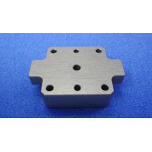 精密金属加工例 平面研削加工 アルミ 製品画像