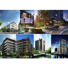 株式会社積木製作 建築CGパース作品 製品画像