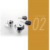 シブタニ産業設備機器『締結部品・ロック部品 』総合カタログ 製品画像