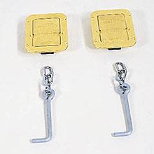回転式肋木用床金具 GF-4108 製品画像