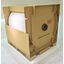 強化段ボール「ナビエース」大型ロール/フィルムの宙吊り梱包! 製品画像