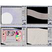 舗装ブロック設計/プレゼンテーション専用CAD 製品画像