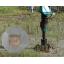 工法『杭状木製ハイブリッド地盤改良工』 製品画像